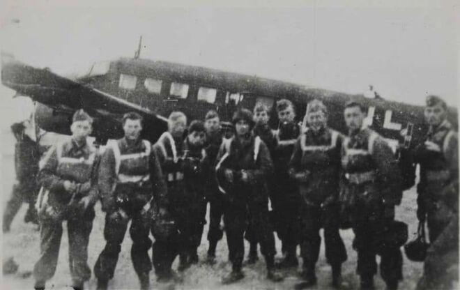 world war 2 Crete german paratroopers