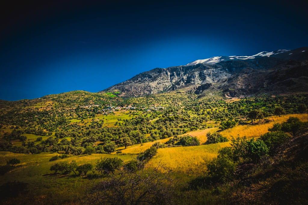 Psiloritis mountain Crete