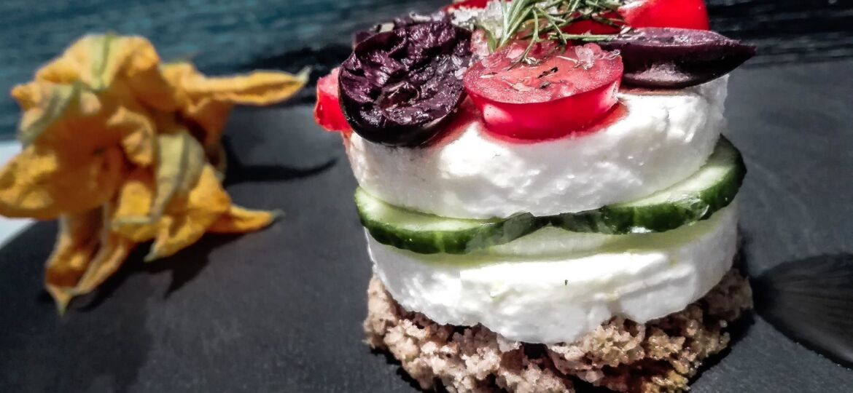 Greek salad revisited