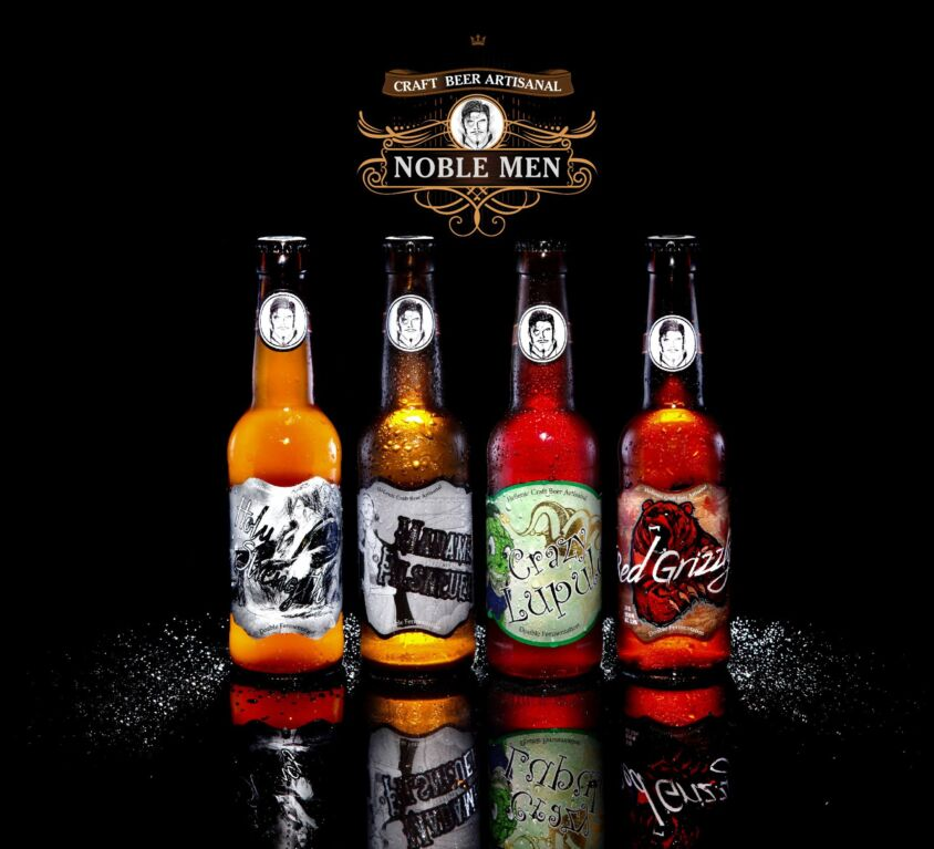 Noble men craft beer athens
