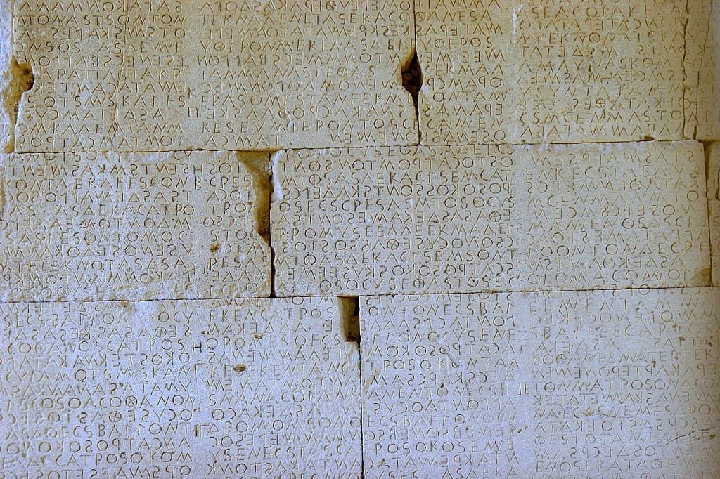 Gortyne law code dorian Crete