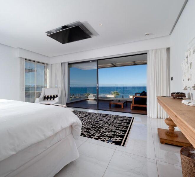 abaton island resort and spa sea view room