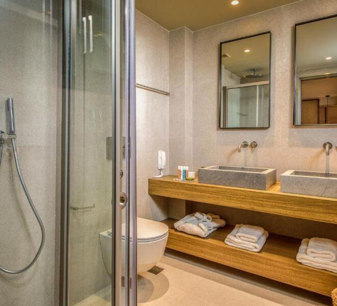 dom boutique hotel bathroom