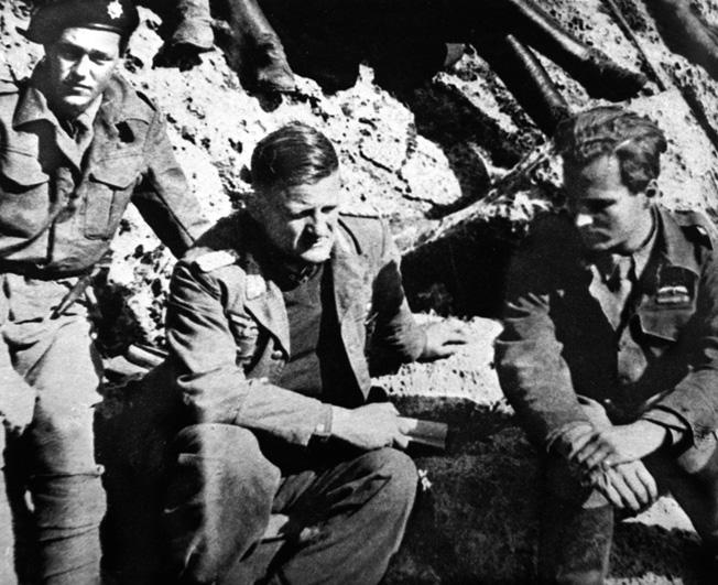 abduction general Kreipe Crete wordl war 2