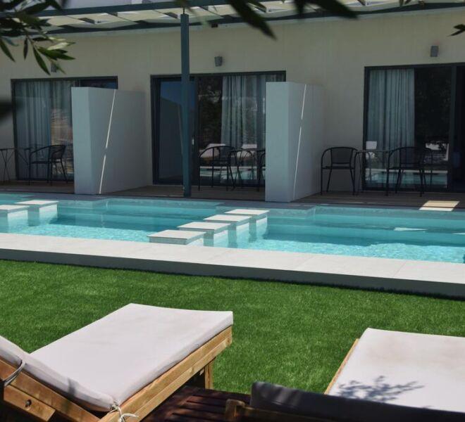 meliti hotel private pool