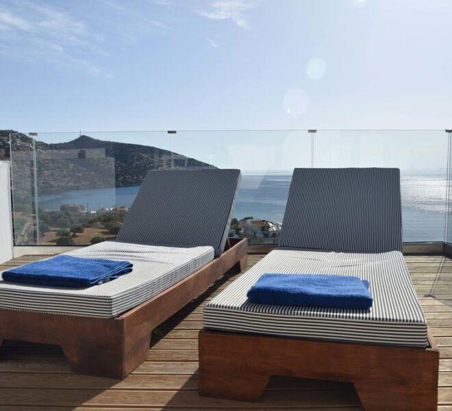 meliti hotel lounge sun beds