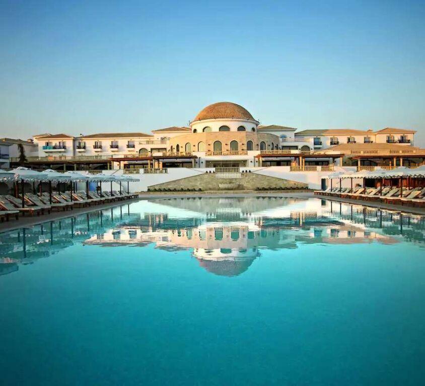 mitsis laguna resort and spageneral view
