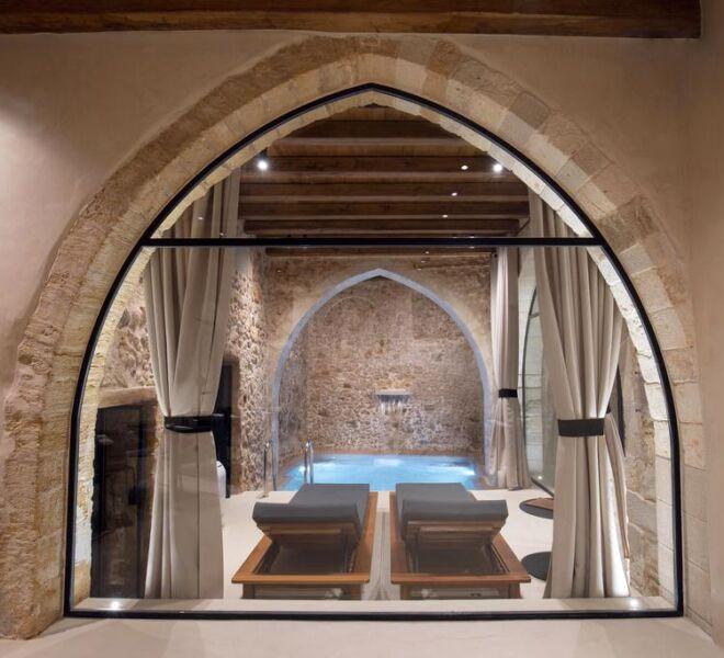 monastery estate boutique hotel swimming pool indoor