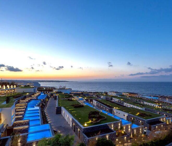 nana princess suites villa resort and spa general view