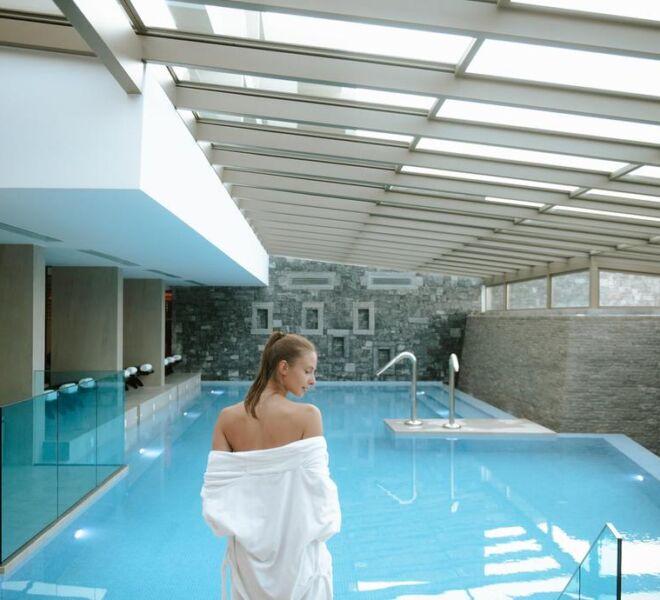 nana princess suites villa resort and spa swimming pool inside