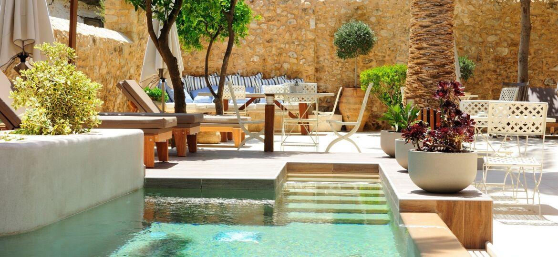 pepi boutique hotel garden view