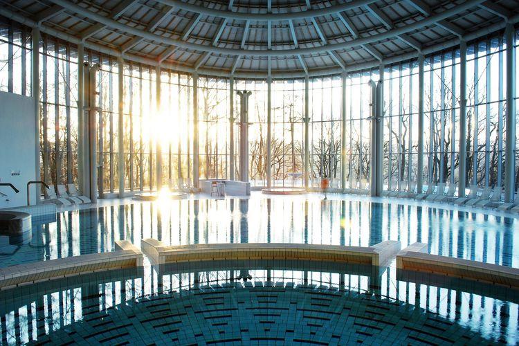 Spa thermal bath Belgium