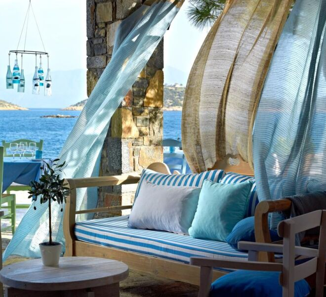 lounge bar of st nicholas bay