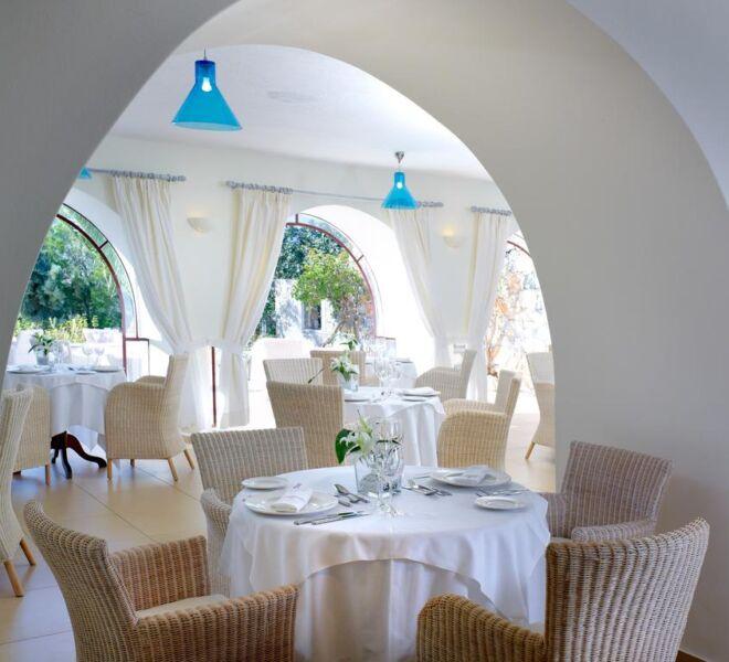 restaurant view at st nicholas bay