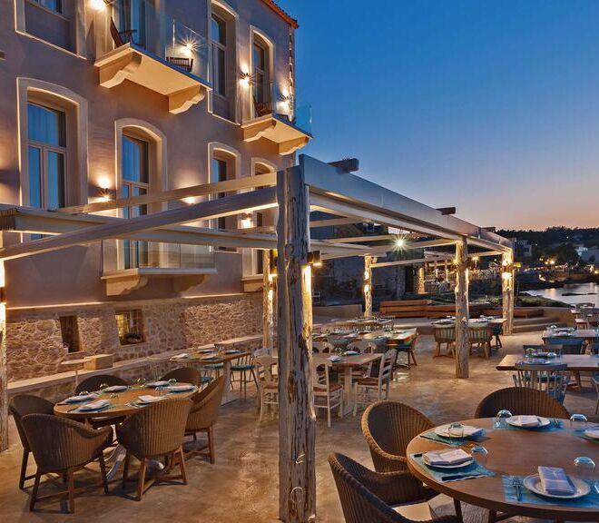 thalassa boutique restaurant