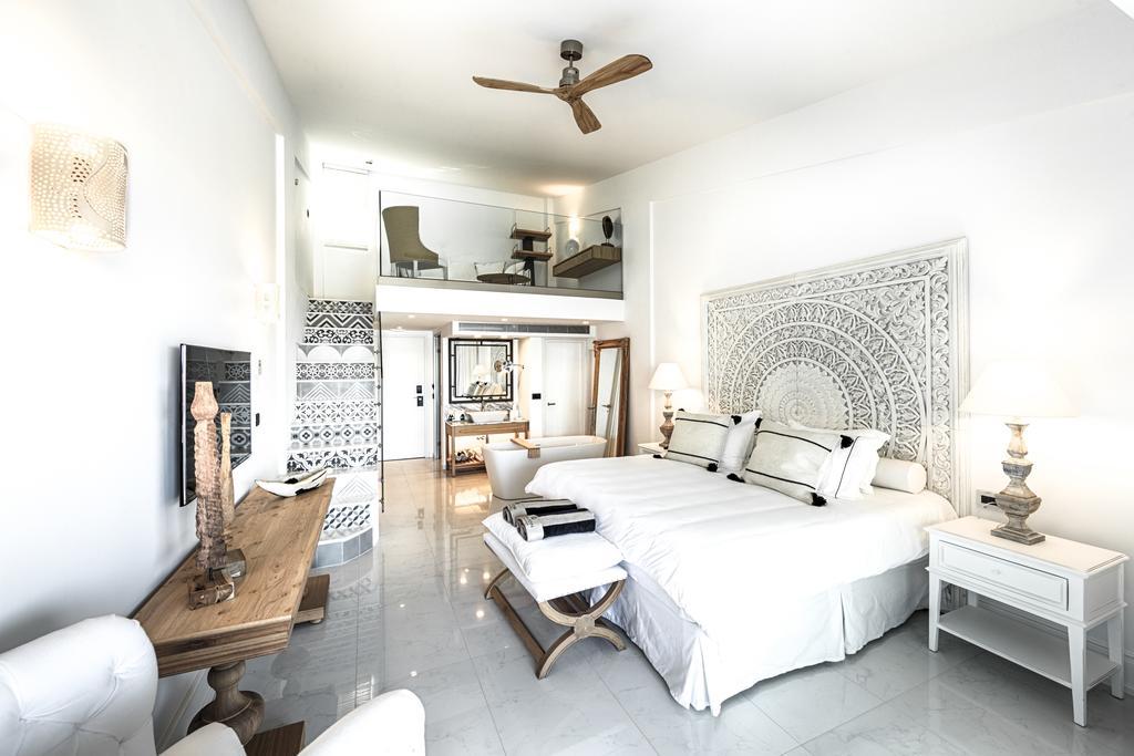 Abaton island spa resort room