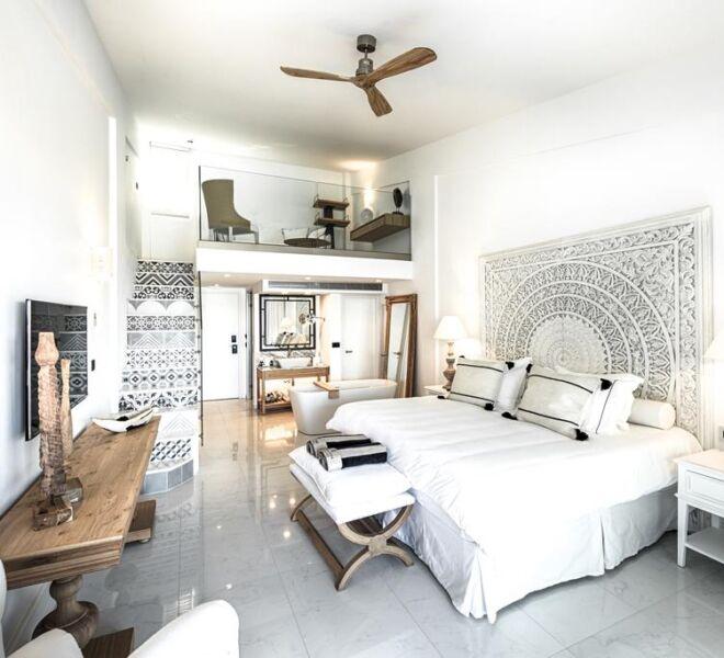 abaton island resort and spa room