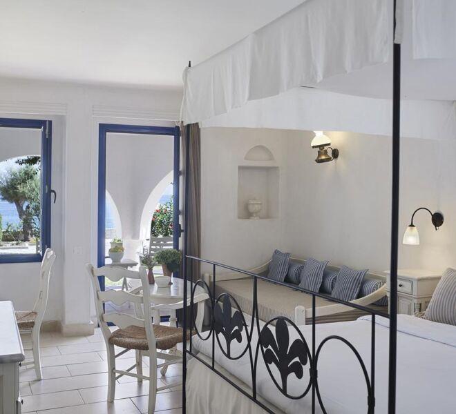 creta maris resort spa room
