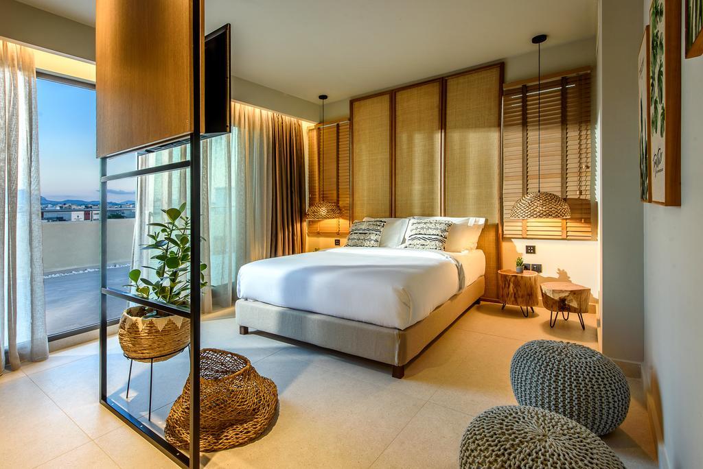 dom boutique hotel bedroom