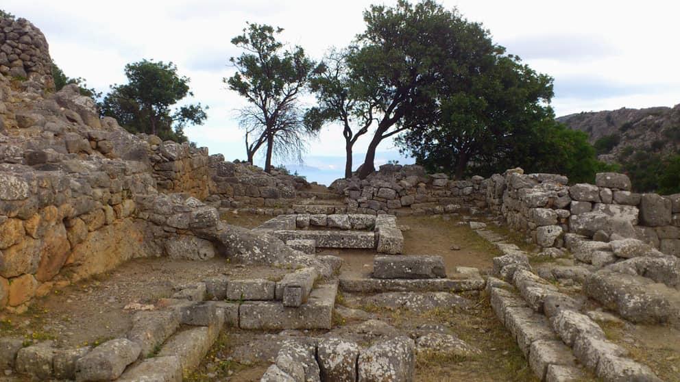 Lato dorian site Crete