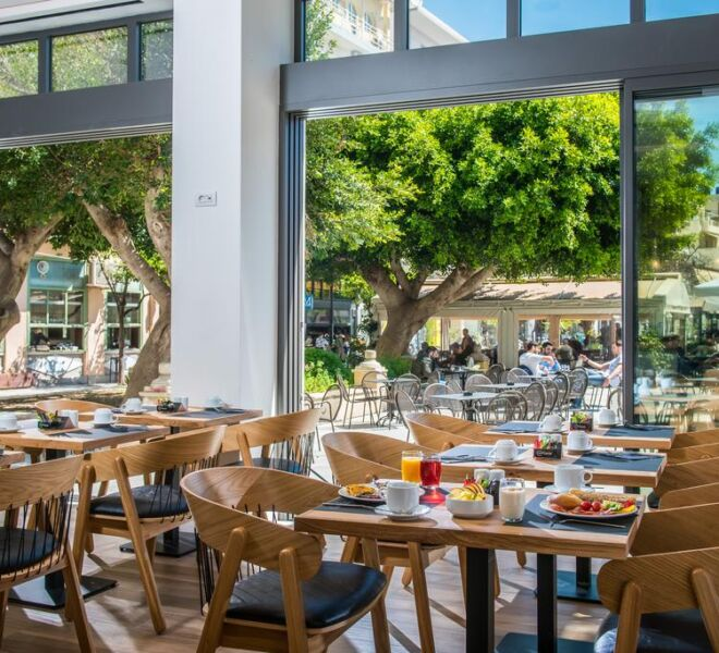 Metropole urban hotel breakfast bazr