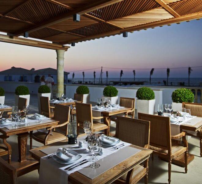 mitsis laguna resort and spa restaurant