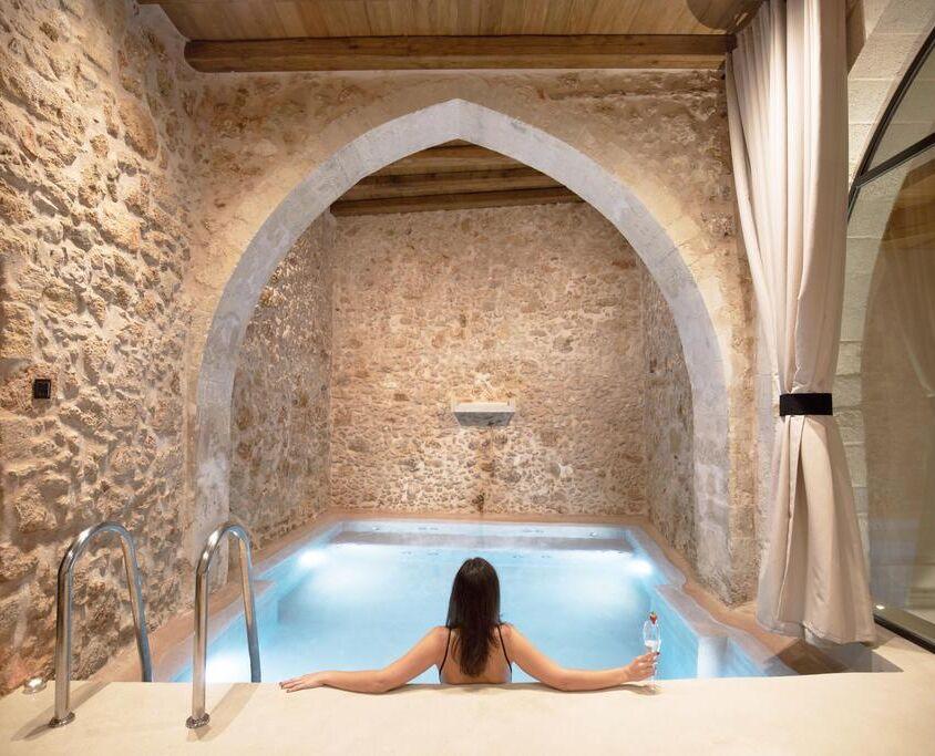 monastery estate boutique hotel swimming pool
