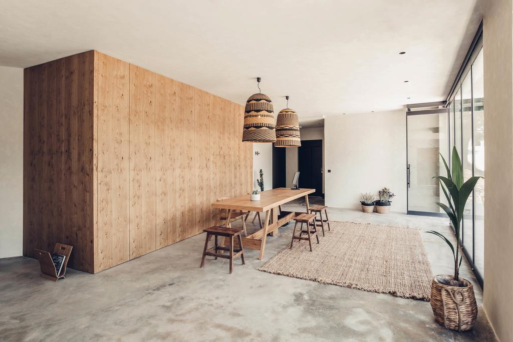 monastery estate retreat lounge