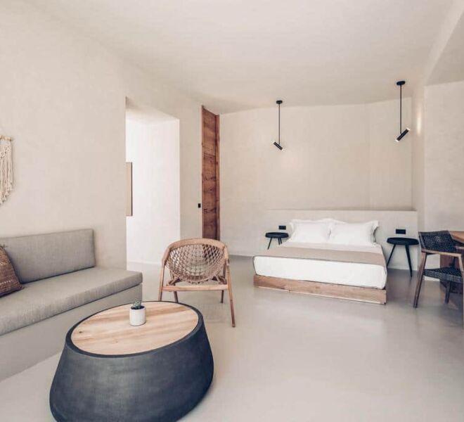 monastery estate retreat bedroom