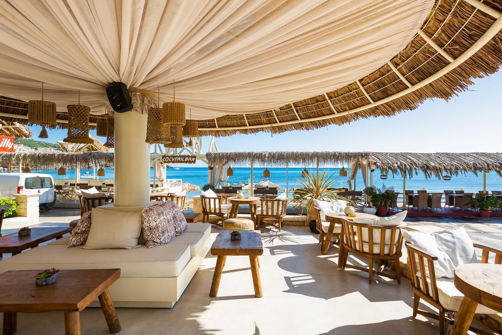 Nostos beach boutique hotel cocktail bar