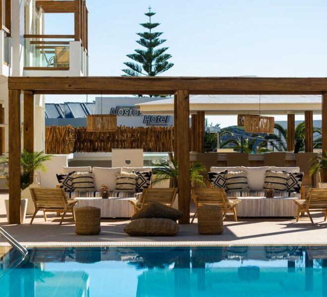 Nost lounge poolos beach boutique hotel