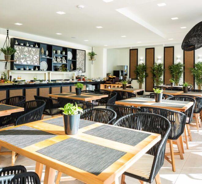 Nostos beach boutique hotel restaurant