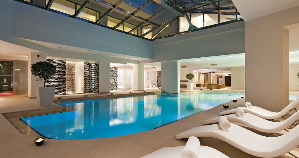 Porto Platanias Beach Resort & Spa indoor pool