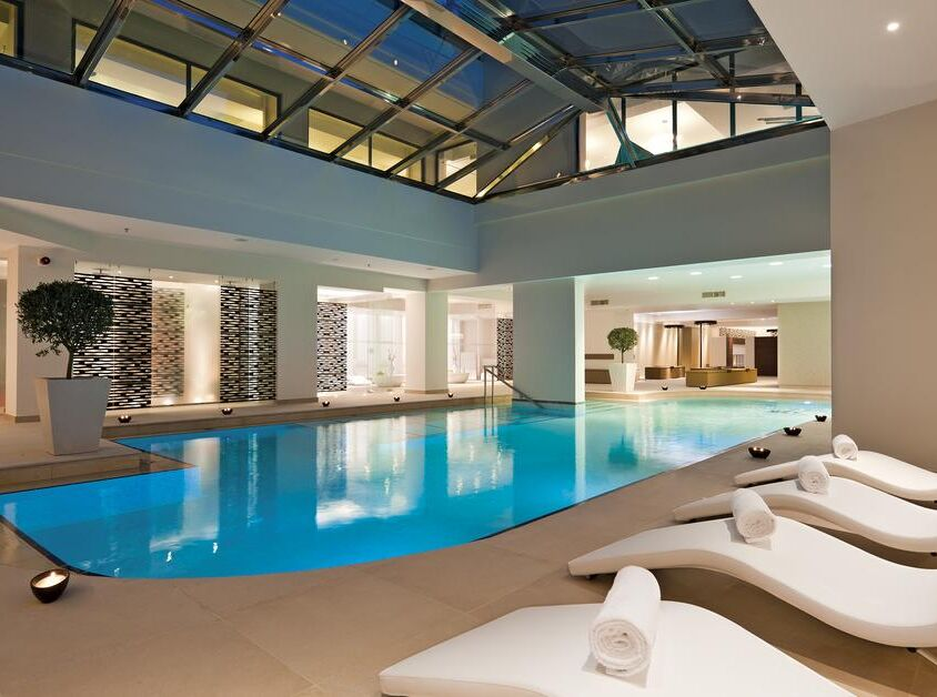 Porto Platanias Beach Resort & Spa indoor pool