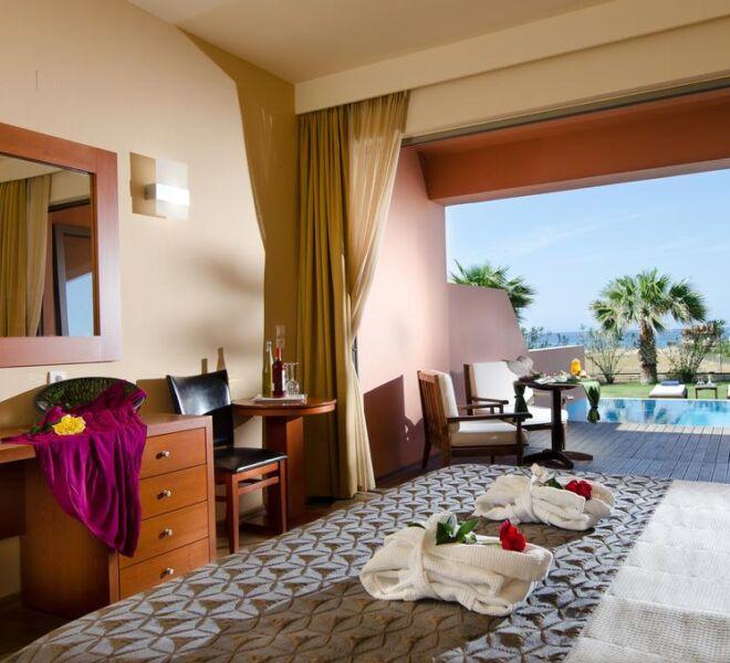 stella palace resort and spa sea view room