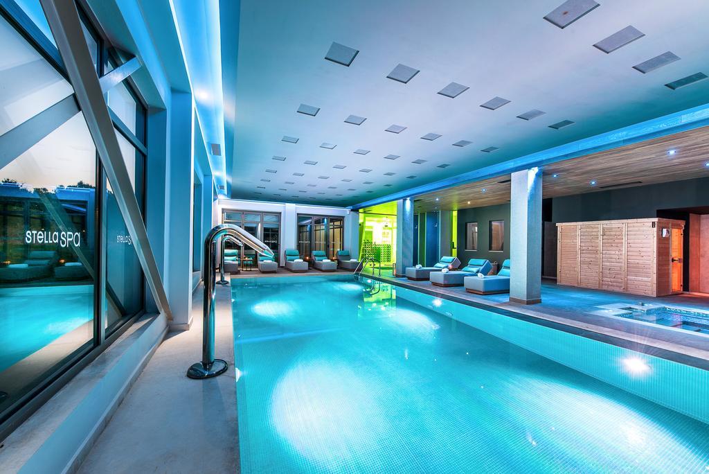 stella palace resort and spa spa view