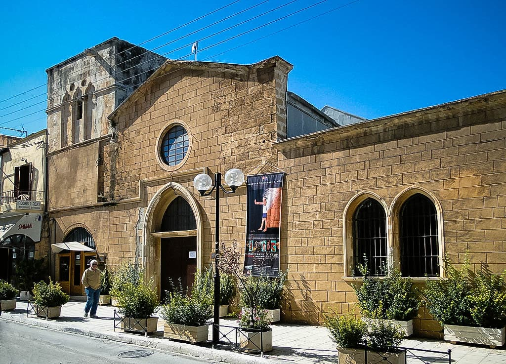 Chania town archeological museum