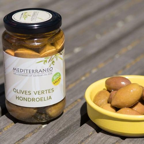 Hondroelia olive Crete