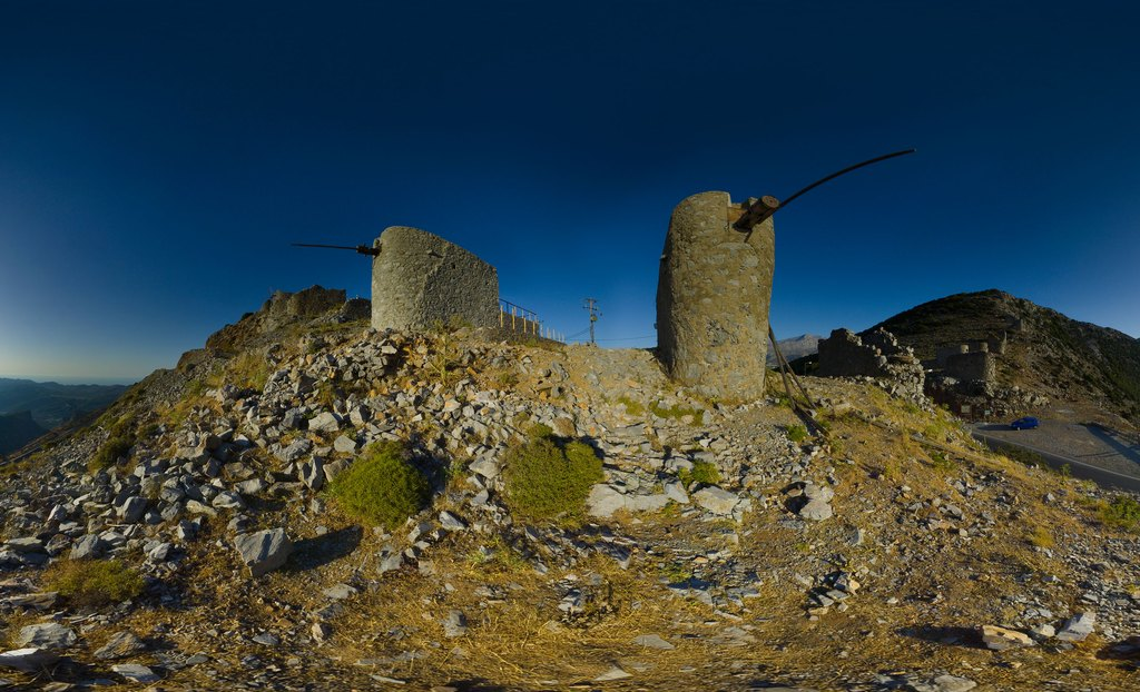 lassithi plateau mills