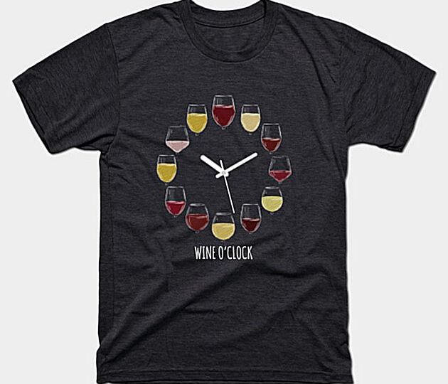 wine-o-clock-t-shirt-charcoal-heather-concentrate